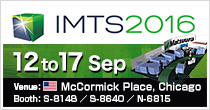 IMTS McCormick Place, Chicago 2016