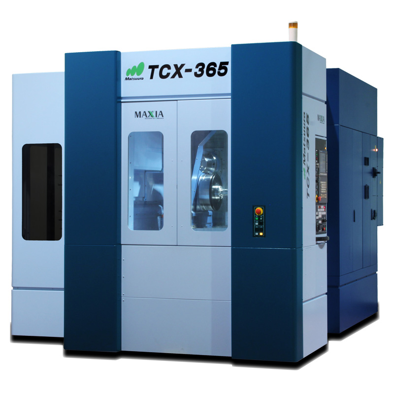 5-Axis Horizontal Machining Center TCX-365