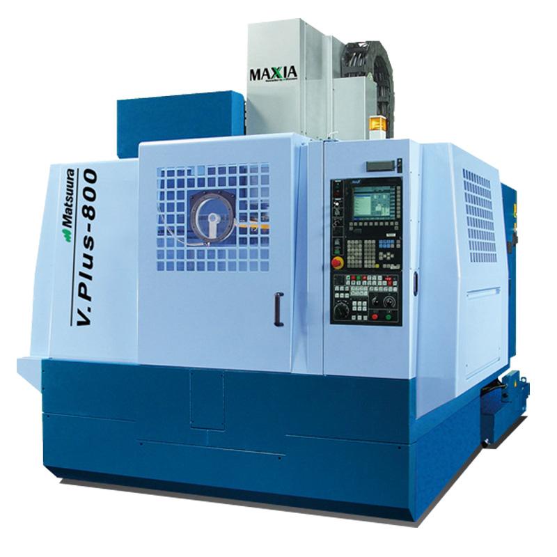 Vertical Machining Center V.Plus-800 | Matsuura Machinery Corporation
