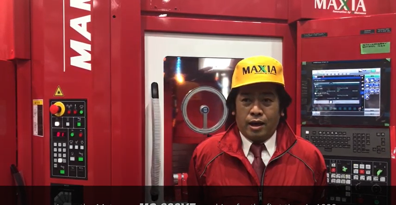 Hanashiro's red MAM72-35V!