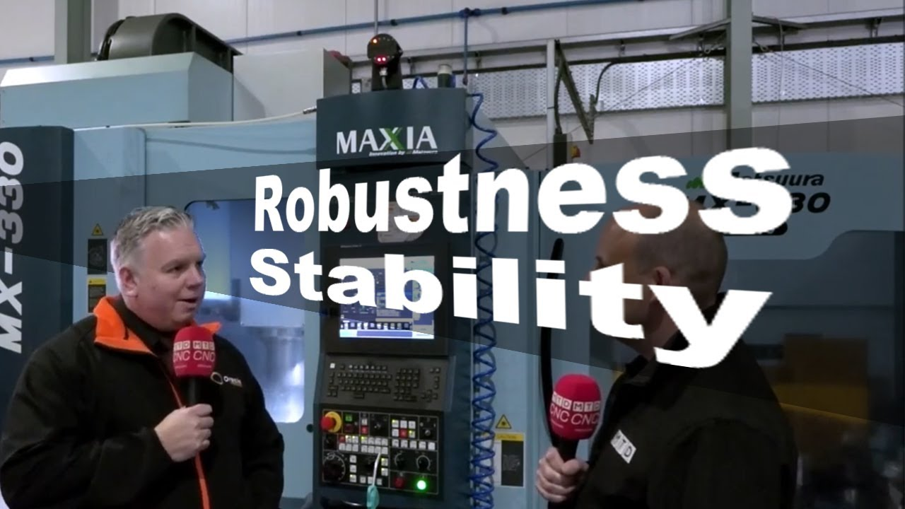 The robustness and the stability that the machine brings.