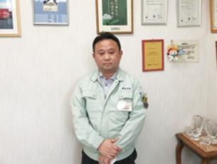 東北江南株式会社-遠藤敏晶 代表取締役