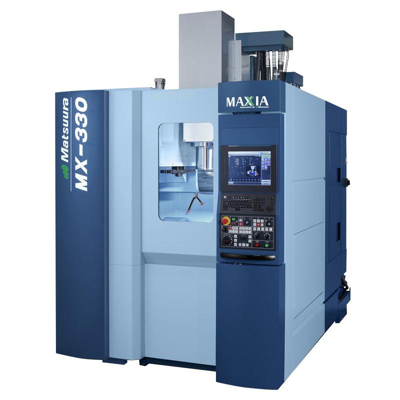 5軸制御立形マシニングセンタ MX-330