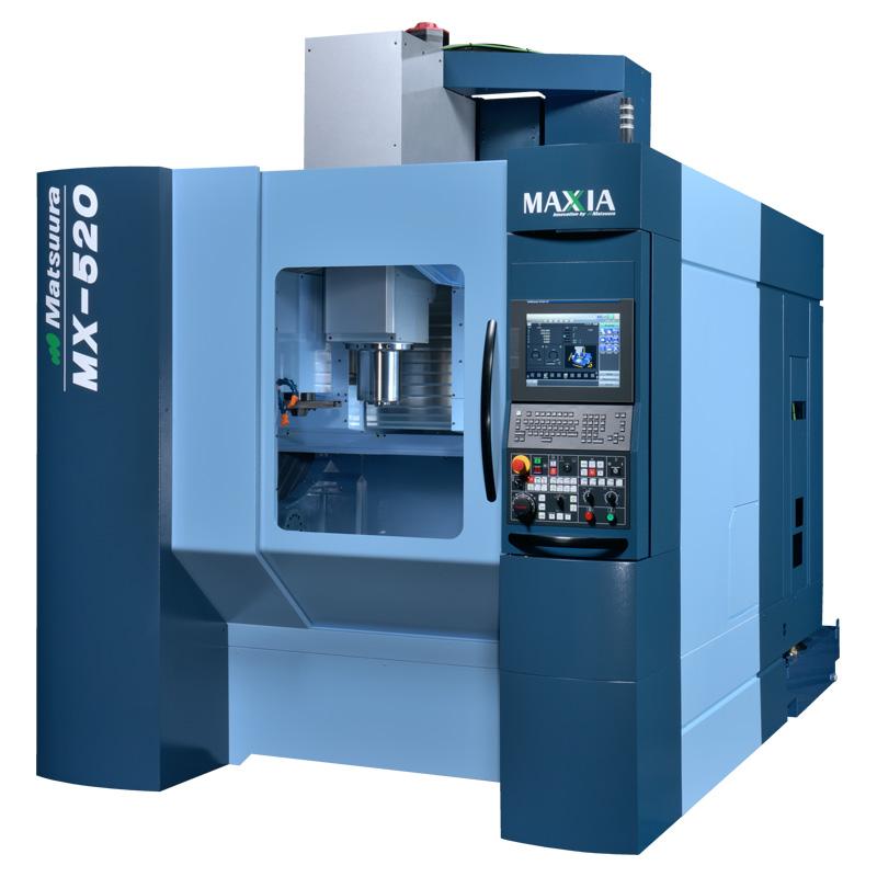 5軸制御立形マシニングセンタ MX-520