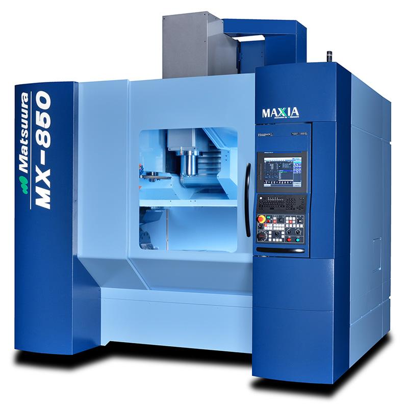 5軸制御立形マシニングセンタ MX-850