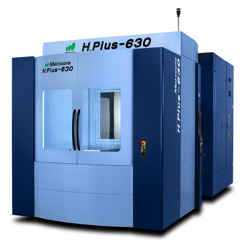 横形マシニングセンタ H.Plus-630/800