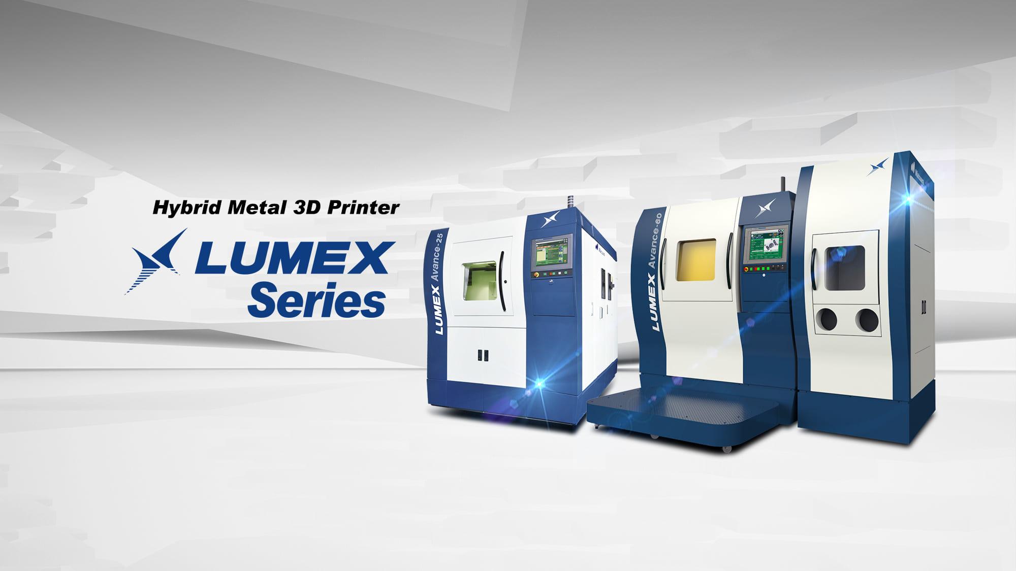 ハイブリッド金属3Dプリンタ