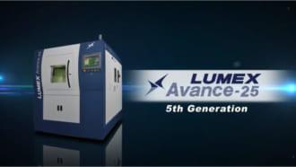 LUMEX Avance-25プロモーション