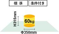 MAM72-35V最大ワークサイズ