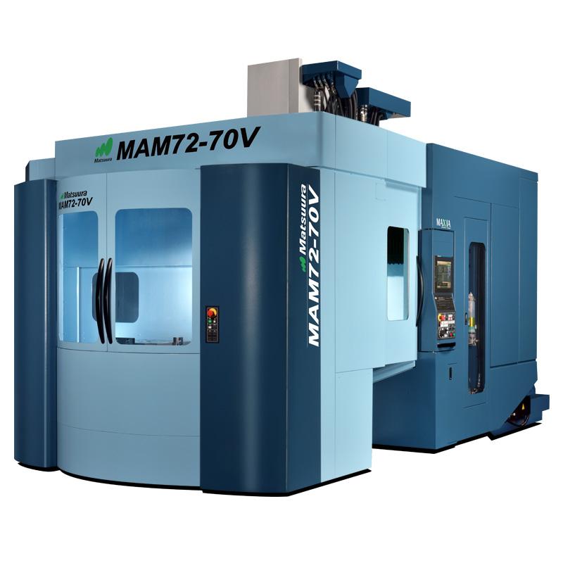 5軸制御立形マシニングセンタ MAM72-70V