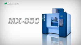 MX-850 プロモーション