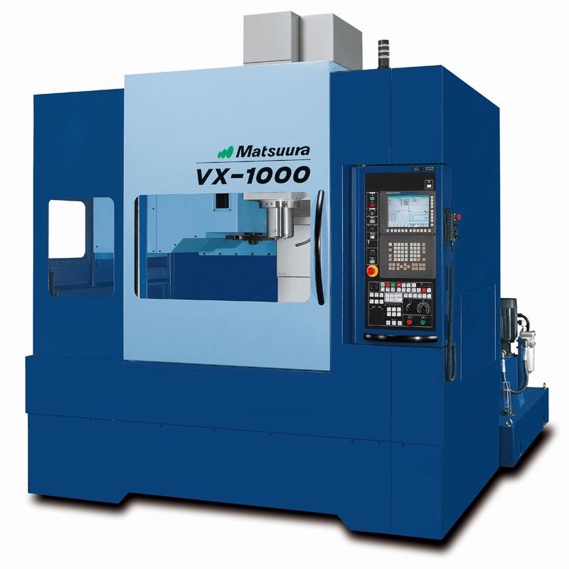 立形マシニングセンタ VX-1000