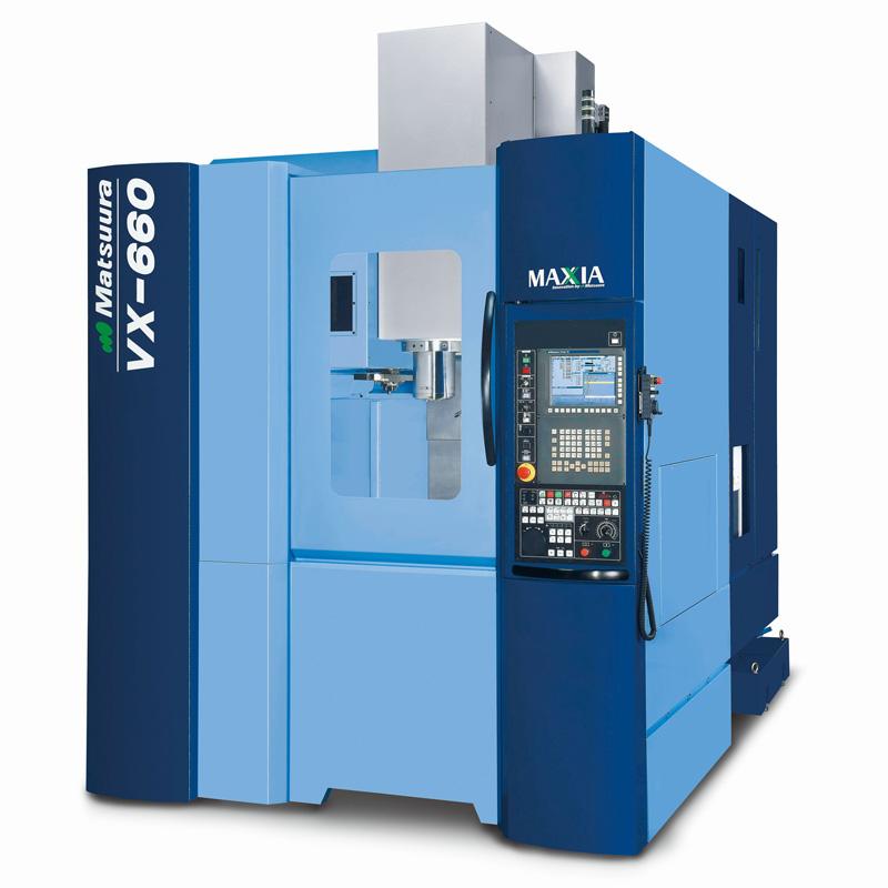 立形マシニングセンタ VX-660