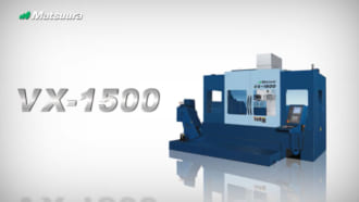 VX-1500 プロモーション