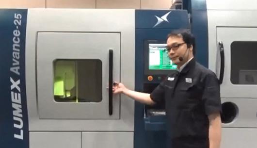 ハイブリッド金属3Dプリンタ活用術セミナー