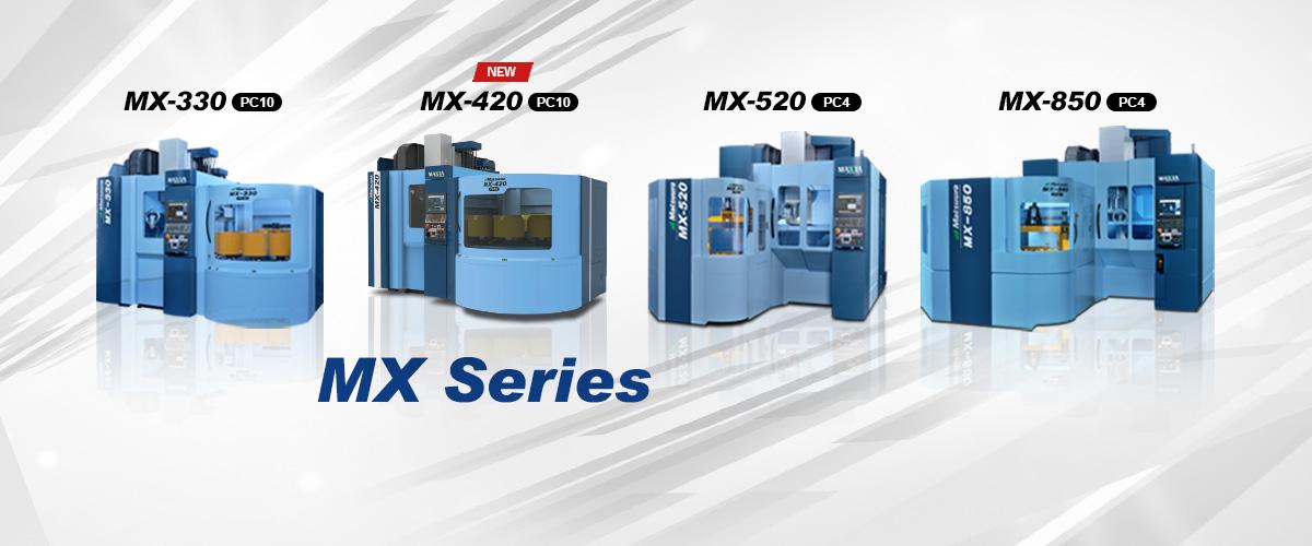 MX-420 PC10 販売開始